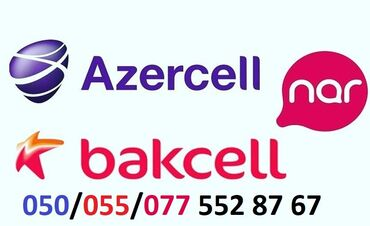 azercell gizletcell - Azərbaycan: Azercell Bakcell Nar Paket nömrə(050) /(055)/ (077) 552-87-67. Satıram