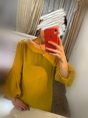 Платье 36 размер Турция  Цена 1500с брала за 4000с  Одевала один раз!