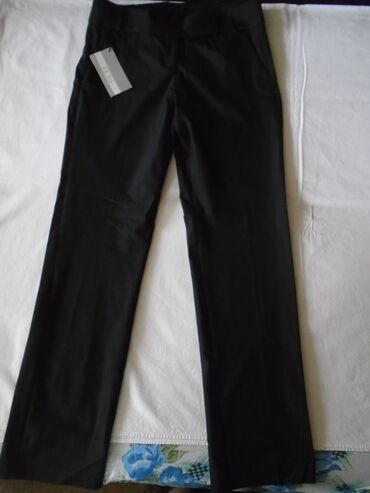 Poslovne pantalone - Srbija: Dva para Mona pantalona. Nove, sa etiketom, crne Mona poslovne