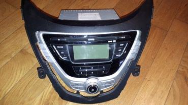 Bakı şəhərində Hyundai Elantra Orjinal Maqnitola 2011