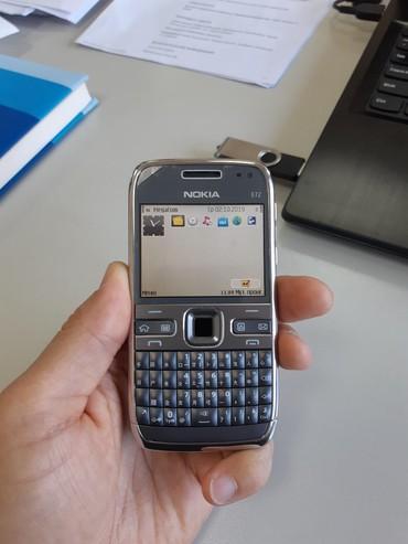 Nokia в Кыргызстан: Нокиа 72-1 в идеальном состоянии(пленка на экране), зарядка