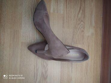 Туфли на невысоком каблуке, 6-7 см