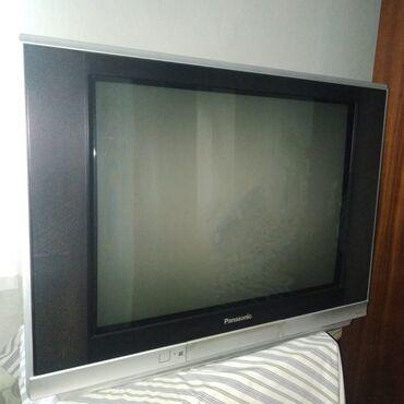 Телевизоры в Ак-Джол: Большой цветной телевизор диагональ 70 см. Работает отлично. 5000 сом