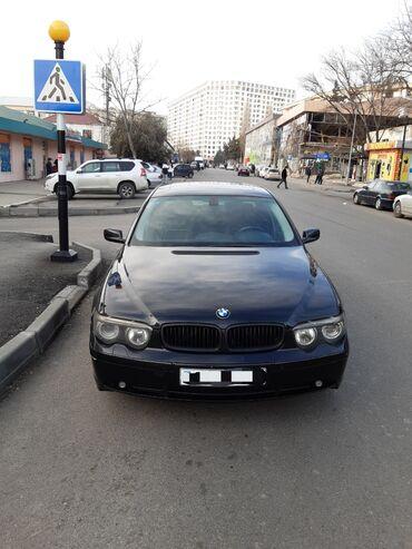 аккумулятор лексус 570 в Азербайджан: BMW 7 series 4.4 л. 2001