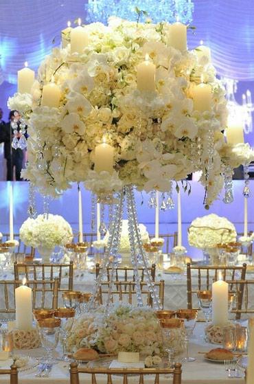 Оформление свадеб в Бишкек