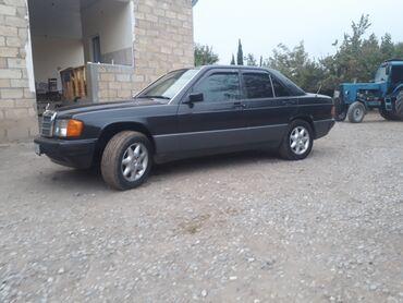 59 elan | NƏQLIYYAT: Mercedes-Benz 190 2 l. 1991 | 5662 km