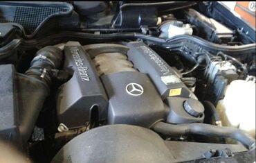 Mercedes Benz двигателя привазные 2.4  2.6 2.8 3.2