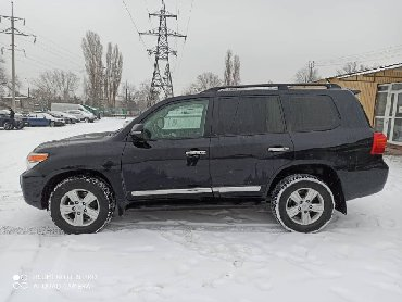 Toyota Land Cruiser 2012 в Бишкек - фото 7