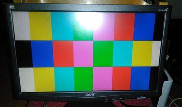 Acer neotouch p400 - Srbija: Na prodaju monitor acer16 incaMali zgodanVgaIspravanNa slici je test