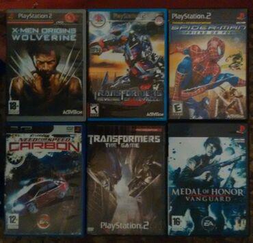 Playstation 2 Oyunlari Satilir En Azi 5 Dene Oyun Alana Metrolara