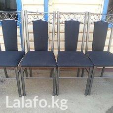 Делаю стулья на заказ, ул Алматинская 432 в Бишкек