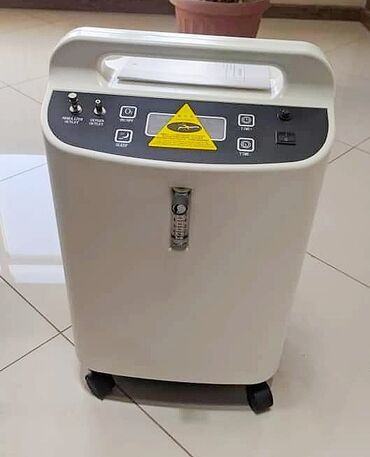 кислородный концентратор yuwell 7f 3 в Кыргызстан: Кислородный концентратор xy-6s 5 литров