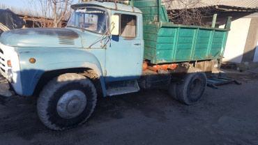 Доставка грузов песок грави глина в Бишкек