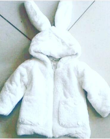 Продаю шубку кролик для детей. Мех искусственный. Новая. Размеры от 2