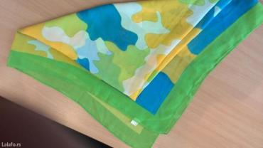 Novo! Veca marama,prolecnih boja - Pozega