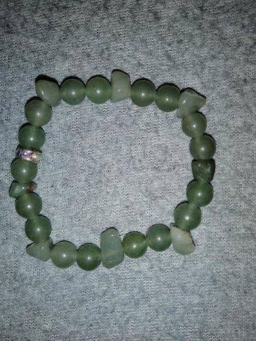 Zeleni aventurin (poludragi kamen koji privlači novac)