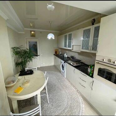 теплый пол бишкек цена в Кыргызстан: Элитка, 3 комнаты, 104 кв. м Теплый пол, Бронированные двери, Видеонаблюдение