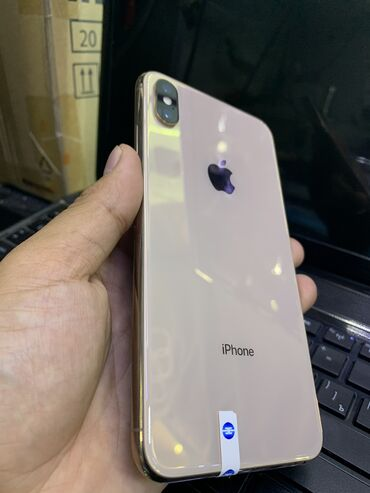 IPhone XS Max's 256GB Gold