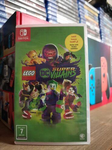 Nintendo Switch - Azərbaycan: Nintendo switch oyunu lego super villains dc. Yenidir tam Bağlı salafa