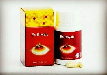 Ex royale  в Ош