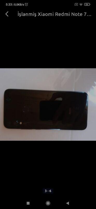 видеокамера xiaomi в Азербайджан: Б/у Xiaomi Redmi Note 7 128 ГБ Синий