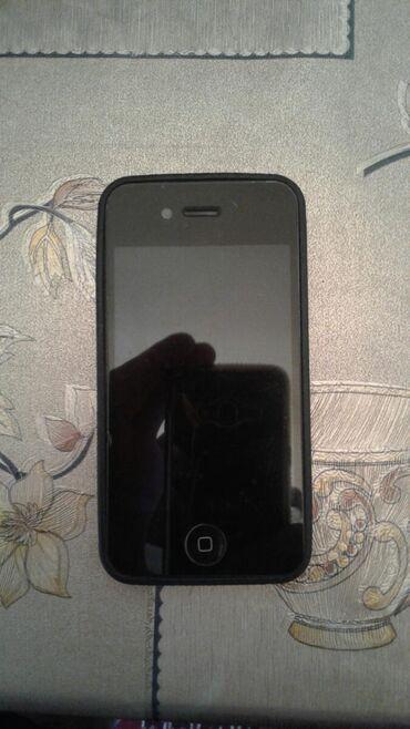 iphone 4 telefonunu al - Azərbaycan: İşlənmiş iPhone 4 4 GB Qara