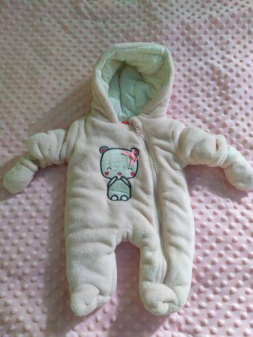 розовый палас в Кыргызстан: Теплый слип для новорожденных 0-3мес, очень теплый и мягкий