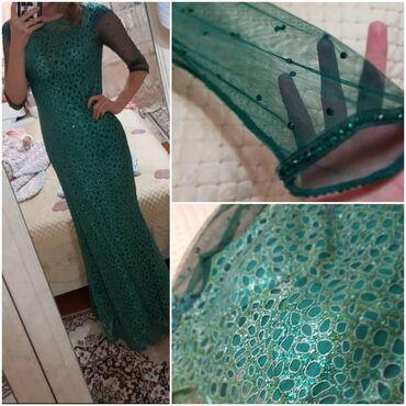Продаю вечернее платье,одевали 2 раза брали за 12 000 продаю за 5000