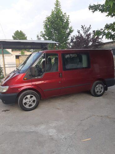 Ford Transit 2 l. 2002 | 310 km