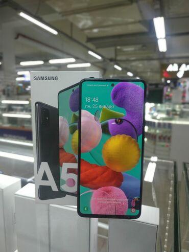системы охлаждения 90 мм в Кыргызстан: Б/у Samsung A51 128 ГБ Черный