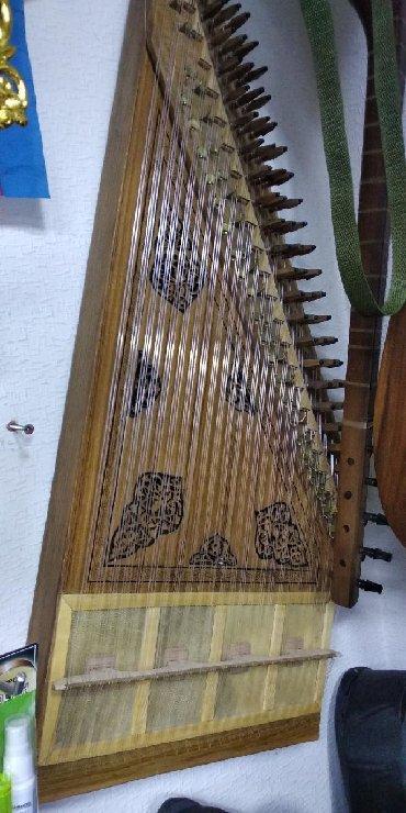 цыганские музыкальные инструменты в Азербайджан: Kanon musiqi aləti çantası hədiyye