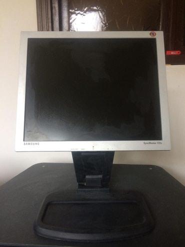 Bakı şəhərində Samsung computer ekranı