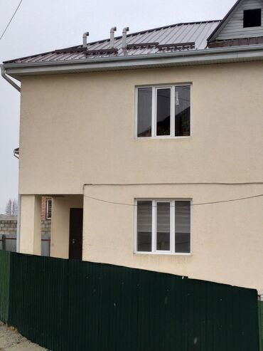 Квартиры - Кызыл-Кия: 3 комнаты, 87 кв. м Бронированные двери, Без мебели, Парковка