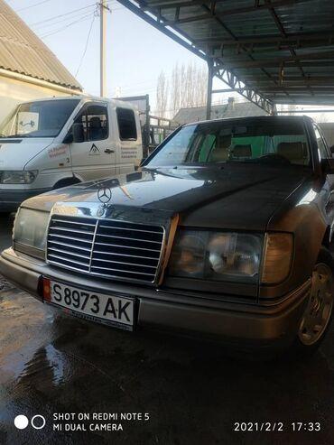 Mercedes-Benz 200 2 л. 1990 | 250652 км