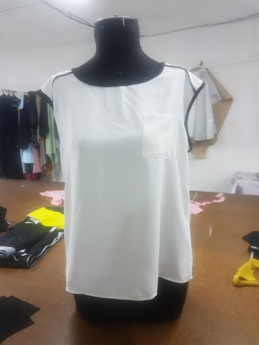 Требуется швеи, на женскую блузку.Оплата еженедельно.р-н Фучика 16. в Бишкек