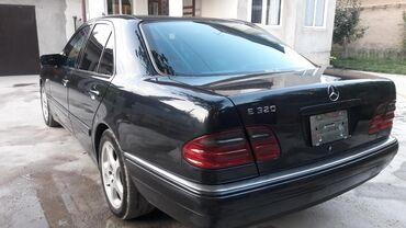 в Пульгон: Mercedes-Benz E 320 3.2 л. 1998