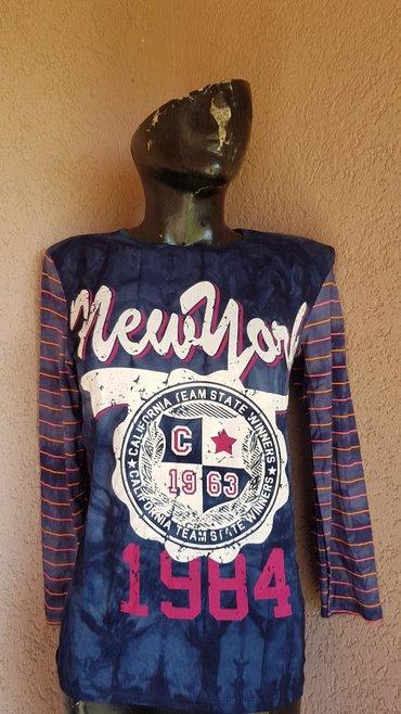 Nove bluze koton i likra S M L komad 400 na vise popust imam ih 7