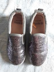 "Cipele nisu - Srbija: ""Teranova"" - broj 32, cipele iz Švajcarske, sive, elegantno-sportske ("