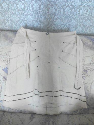 Продаётся юбка в нормальном состоянии,б.у,одевали несколько раз. На