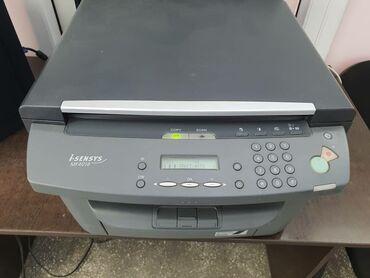 услуги 3д принтера в Кыргызстан: Продаю МФУ, состояние отличное, печатает чисто