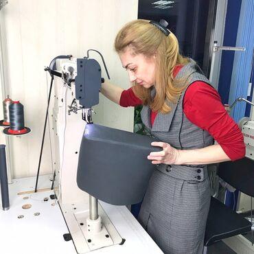 Нужен мастер по ремонту швейных машин - Кыргызстан: Швея . До 1 года опыта