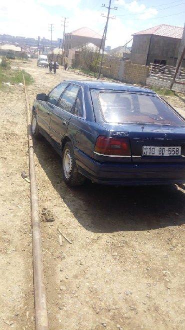Mazda Azərbaycanda: Mazda 626 2 l. 1989 | 200000 km