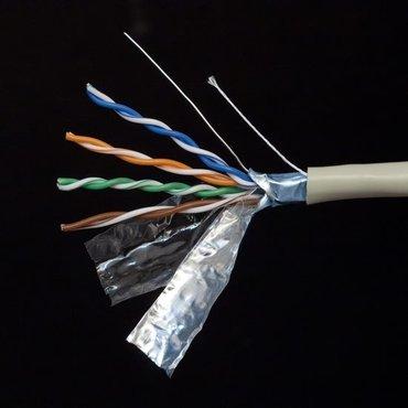Широкий ассортимент сетевых кабелей в Бишкек