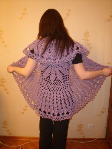 Вязание на заказ. Вяжу на заказ одежду, в Бишкек