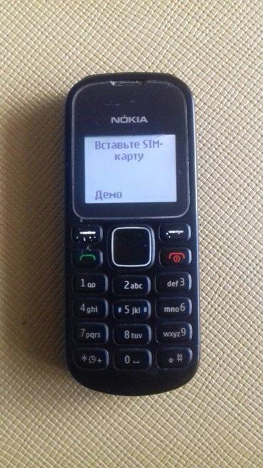 Bakı şəhərində Nokio telefonu köhnə versiyası olan modeldi