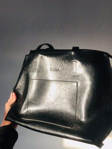 Не спеша продаю сумку от бренда zara, новая сумка(неношеная)