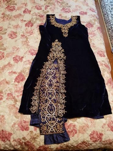 туники со штанами в Кыргызстан: Платье со штанами