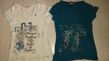 Zenske majice, veličina S Obe 300 dinara