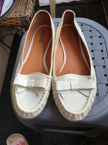 Geox respira cipele vel 39.5 lakovaneImaju ostecenje na unutrasnjoj