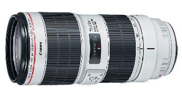 əl işi - Azərbaycan: Canon EF 70-200mm f2.8 IS III USMHal hazirda elde var varMade In